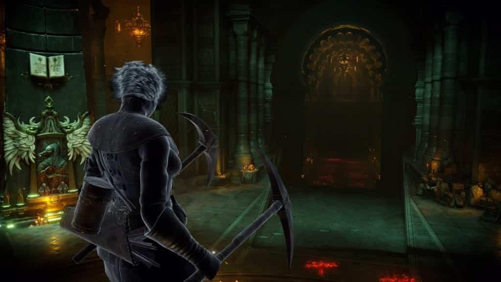 Foto modus Demon's Souls