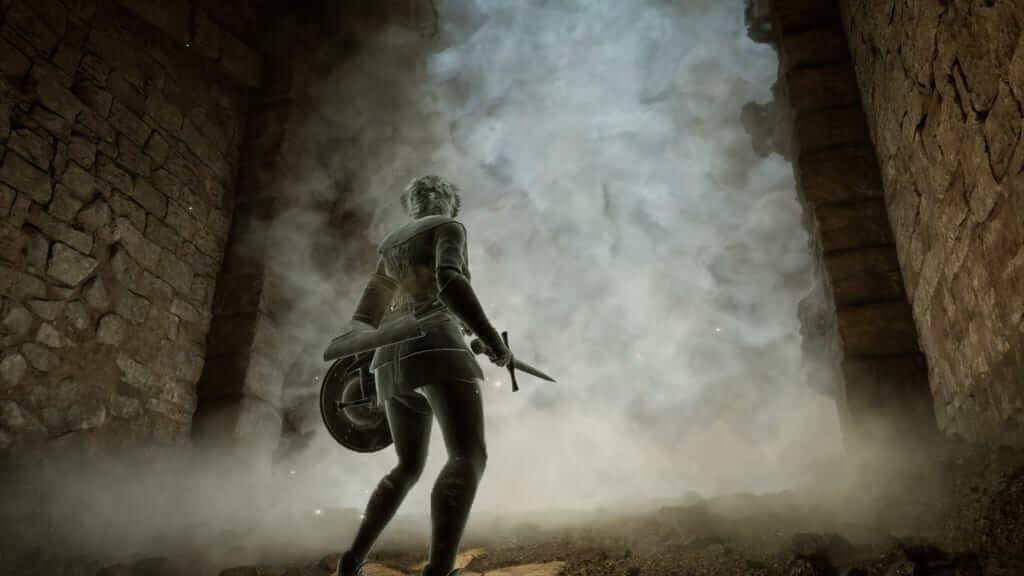 Mist Demon's Souls
