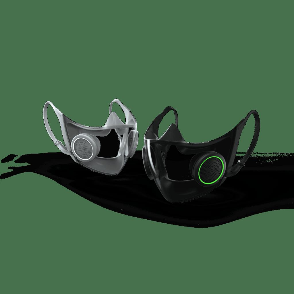 razer project hazel maskers