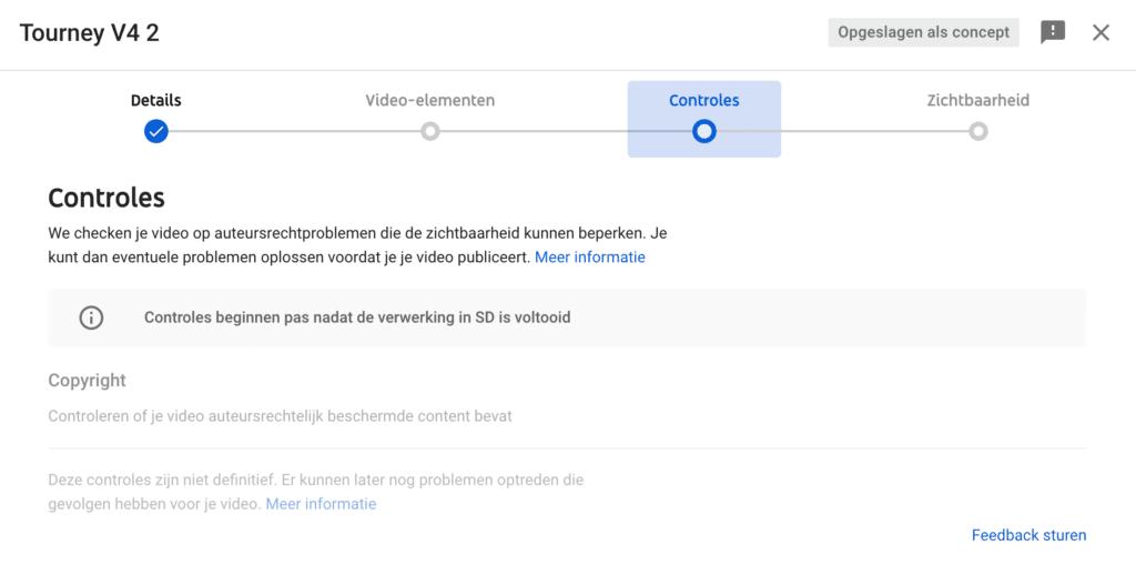 youtube copyright check