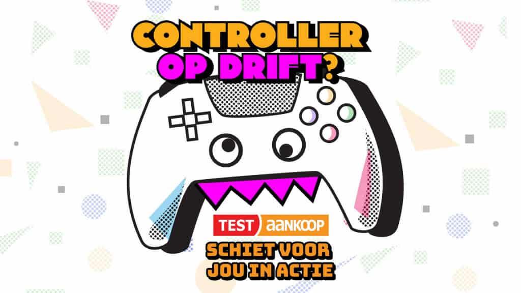 test aankoop ps5 controller drift