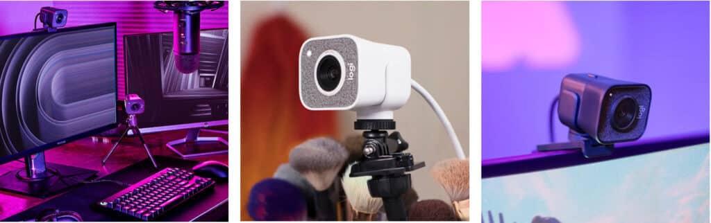 Is logitech streamcam de beste webcam voor livestreaming van games?