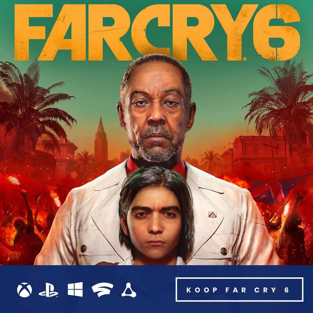 Far Cry 6 Square Ad